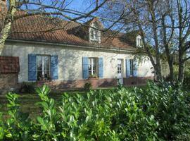 Le Pressoir, Cérisy-Buleux (рядом с городом Aumâtre)