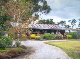 Mittagong Homestead & Cottages, Alexandra (Bonnie Doon yakınında)