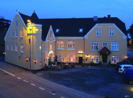 Hotel Højslev Kro, Højslev (Tastum yakınında)