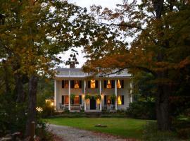 The Inn at Weathersfield, Perkinsville