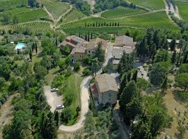 Borgo Poneta, Barberino di Val d'Elsa