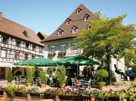 Hotel-Gasthof Schwarzer Adler, Bad Saulgau