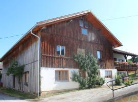 Landhaus Hickman, Hopferau (Seeg yakınında)
