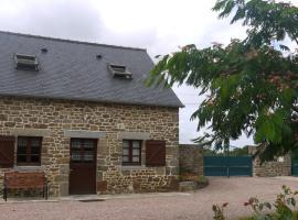 Gîte Les Sageais, Baguer-Morvan (рядом с городом Bonnemain)