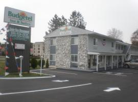 Budgetel Inn & Suites Atlantic City, Galloway