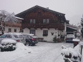 Haus Reason, Aurach bei Kitzbuhel