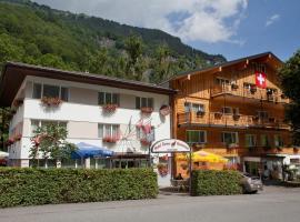 Hotel Gemse, Weisstannen