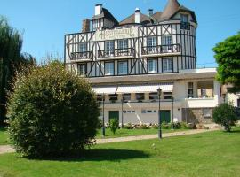Logis Hostellerie Saint Pierre, Saint-Pierre-du-Vauvray (рядом с городом Le Vaudreuil)