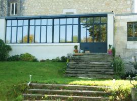 Chambres d'Hôtes Villa Gael, Ангулем (рядом с городом Ла-Курон)