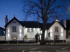 The Old Hall Hotel, Frodsham