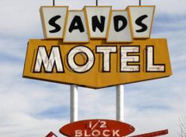 Sands Motel, Grants (in de buurt van Acoma Pueblo)