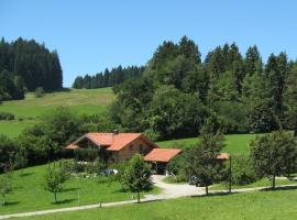 Ferienhof Bechteler, Waltenhofen (Hellengerst yakınında)