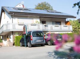 Gästehaus Schechter, Uhldingen-Mühlhofen (Gebhardsweiler yakınında)