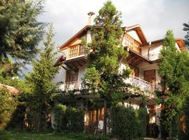 Park Hotel Amfora, Sofya (Vladaya yakınında)