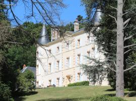 Château de la Brosse, Thénioux (рядом с городом Méry-sur-Cher)