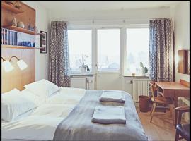 Hotell Hanöbris på Kivik, Kivik