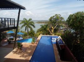 Casa Sunset, Tibau do Sul (Cururu yakınında)