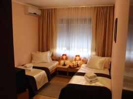Guest Accommodation Zone