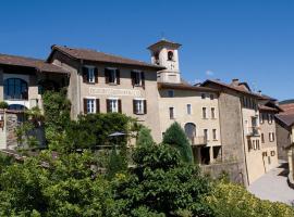 Albergo Casa Santo Stefano, Miglieglia (Cademario yakınında)