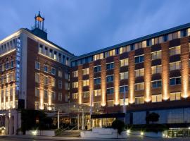 arcona Hotel Baltic, Stralsund (Danholm yakınında)