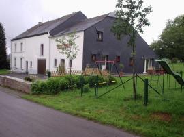 "Gîtes ""Les Framboisiers"", Neufchâteau (Habaru yakınında)"