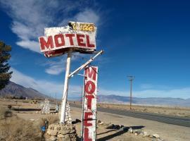 Rustic Oasis Motel, Olancha (рядом с городом Лон-Пайн)