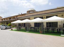 Dominus Hotel, Sigillo (Berdekatan Fossato di Vico)