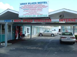 Gray Plaza Motel