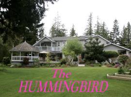 Hummingbird Guesthouse, Port Alberni (Bainbridge yakınında)