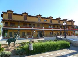 Hotel Milagros Rio Riaza, Милагрос