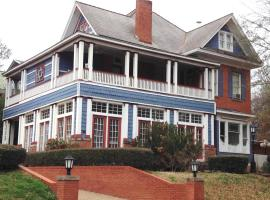 "2439 Fairfield ""A Bed and Breakfast"""
