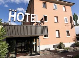 Hotel La Pioppa, Bologna (Lavino di Mezzo yakınında)