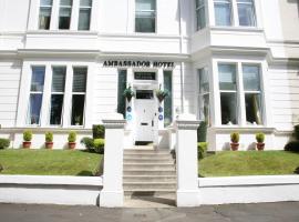 Ambassador Hotel, Глазго (рядом с городом Maryhill)