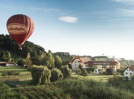 Ballonhotel, Kaindorf (Obertiefenbach yakınında)