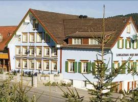 Landgasthaus Neues Bild, Eggerstanden - Appenzell