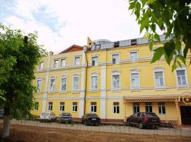 Гостиница Грин