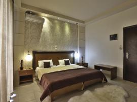 Saint Amon Hotel, Фалираки