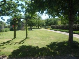 Gite de Poulas, Couffy (рядом с городом Lye)