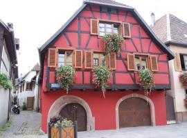 La Porte Haute, Ribeauvillé