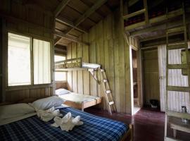 Rara Avis Rainforest Lodge, Sarapiquí (Tigre yakınında)