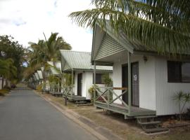 Central Tourist Park, Mackay (North Mackay yakınında)