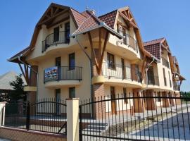 Éva Apartman Cserkeszőlő, Cserkeszőlő (рядом с городом Kunszentmárton)