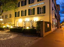 Hotel St. Josef, Zurich
