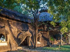 Musango Safari Lodge, Bumi Hills