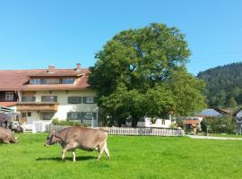 Sägerhof Bader, Rettenberg (Burgberg yakınında)