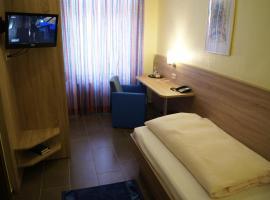 Hotel Drei Rosen, Worbis (Wingerode yakınında)
