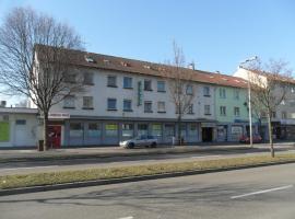 hotel funk, Bietigheim-Bissingen (Tamm yakınında)