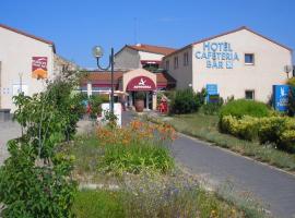 Hotel Autogrill Lafayette-Lorlanges, Lorlanges (рядом с городом Saint-Géron)