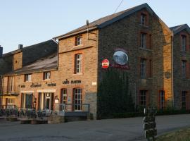 Auberge Saint-Martin, Orchimont (Bellefontaine yakınında)