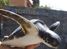 Tortuga B&B, São Filipe (Patim yakınında)